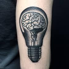 Brain Tattoo Andrea Pietrobon Flickr