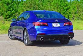 2018 acura a spec review. Exellent 2018 2018acuratlxshawdaspecrear1 And 2018 Acura A Spec Review S