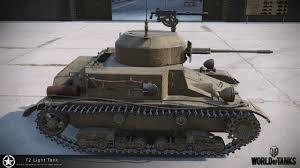 Wot T2 Light T2 Light Tank