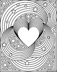 Pride Coloring Pages Rainbow Love Coloring Page My Coloring Pages Pinterest