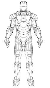 Small Picture Easy to Make 12 pics of iron man coloring pages for kids printable