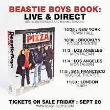 Beastie Boys Book Tour See The Dates Stereogum