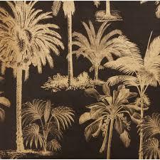 Behang Met Print Kwantum