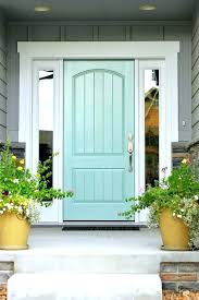 Turquoise front door Sherwin Williams Turquoise Front Door Paint Colors And Blue Doors With Office Entry Design Color Crystal Cattle Turquoise Front Door Seymourduncanco