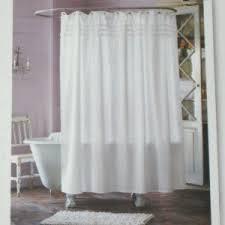 white shower curtain target. Bold Design White Shower Curtain Target Shabby Chic WHITE RUFFLED
