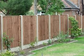 Small Picture Garden Design Garden Design with Garden Fence Home Design Ideas