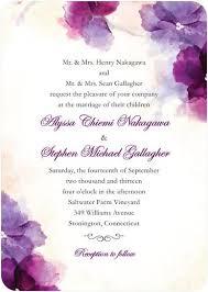 Sample Wedding Invitation Wording Wedding Invitation Wording Samples And Etiquette Wedding