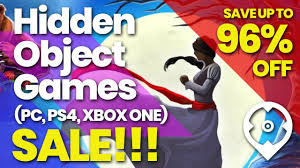 Hidden object games (hog) are sometimes called hidden pictures, and they are part of a genre of puzzle video games in which you have to find so, the primary form of gameplay in hidden object games is to locate a particular item on the screen and usually that unique item blends very well in the. Best Deals For The Top Hidden Object Games Pc Ps4 Xbox One Youtube