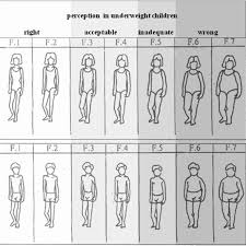 Evaluation Of Body Image Perception In Underweight Children