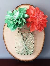 25 diy string art ideas tutorials