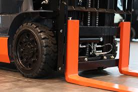 What Forklift Tires Options Do I Need Toyota Forklifts