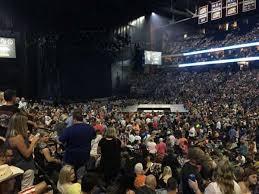 Vystar Veterans Arena Seating Chart Vystar Veterans Memorial Arena Section 113 Row M Seat 5