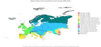 Madrid region underground and light rail map. Climate Of Europe Wikipedia