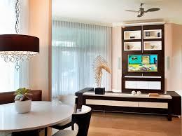 miami interior design hawks landing trendy dining room photo in miami with beige walls brilliant home interior design