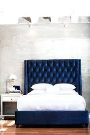 blue tufted headboard. Delighful Blue Blue Tufted Headboard Navy In Best  25 Ideas On Furniture Inside Blue Tufted Headboard P