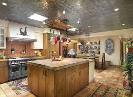 Modern Rustic Decor Ideas For Living Room And Kitchen E Decoration Kitchens  With Hickory Cabinets On