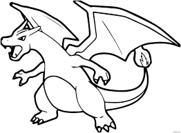 Free Pokemon Coloring Pages Black And White Printable Coloring Pages