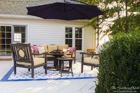 backyard ideas deck. heathered nest outdoor living roomdeck reveal so much more can be done for backyard ideas deck