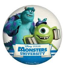 <b>Мяч Mondo</b> Университет Монстров 14 см. — купить по выгодной ...