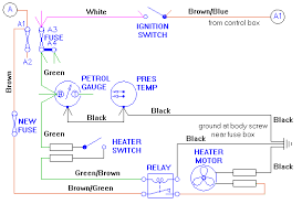 installing a heater motor relay wiring diagram for heater motor relay