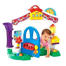 gifts for a one year old baby girl crawl thru house by fisher price best toys \u2013 MisaelCruz