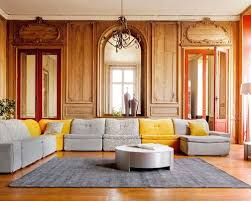houzz living room furniture. example of a trendy formal and enclosed living room design in london houzz furniture