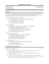 Trade Show Project Manager Resume Example Marketing Director Ideas