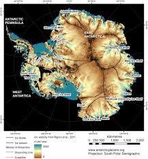 essay questions antarcticglaciers org velocity of the antarctic ice sheet using data from rignot et al 2011