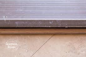 front door thresholdInstall Wood Trim at a Door Threshold  Seagrain Design