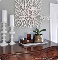 19 driftwood branches wall art