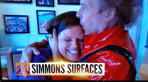 richard simmons 2016 today show. richard simmons kenlie today show 2016 h