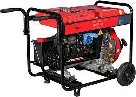 Купить <b>Дизельный генератор FUBAG</b> DS 5500 A ES, 220 В, 5.5 ...