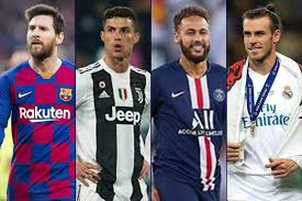 top 10 highest paid football players in