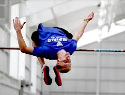 More than most track and field events, the high jump can become stifling. Ub High Jumper Brandon Burke Makes Calculated Leap To Ncaa Championships College Sports Buffalonews Com