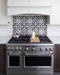 Decorative Cement Tiles Best 100 Kitchen Backsplash Tile Ideas Spanish kitchen Cement 77