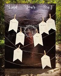 Best Wedding Seating Chart Wood Wedding Seating Chart Sit Back And Relax Because We