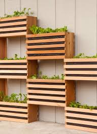 outdoor wall shelves for plants designs