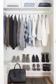 Closet Makeover - Capsule Wardrobe - Shira Gill Home- minimalist closet.