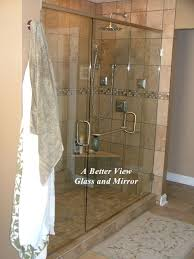 custom 3 8 frameless glass shower door enclosure with two frameless shower glass door