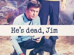 Image result for he's dead jim