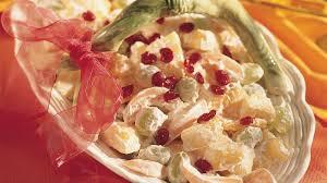 creamy fruit salad recipe.  Recipe Fresh Fruit Salad With Creamy Dressing For Recipe