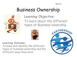 Business Ownership Types Ppt Business Ownership Powerpoint Presentation Id 6998804