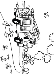 Small Picture Firefighter coloring pages house fire ColoringStar