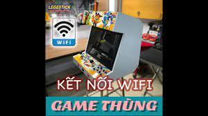 MÁY GAME THÙNG KẾT NỐI WIFI (LEGESTICK) - YouTube