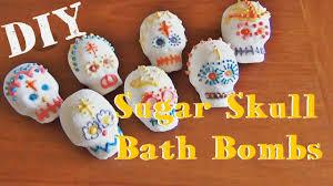 Sugar Skull Bathroom Decor Sugar Skull Bath Bombs Diy Day Of The Dead Youtube
