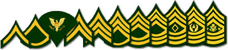 Army Nco Ranks Chart Enlisted Ranks Personnel Development Office U S Army
