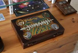 Jumanji Wooden Board Game Jumanji 77