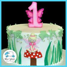 1st Birthday Fairy Cake Custom 1st Birthday Cakes Blue Sheep