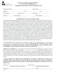 Contract Release Form Magnificent Gym Waiver Form Template Uk Cancel Contract Word Doc Download