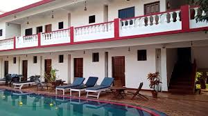 Anjuna 2 Beach House Anjuna Beach Resort Goafun Youtube